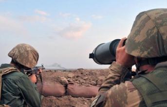 Barış Pınarı bölgesinde 3, Fırat Kalkanı bölgesinde 2 PKK/YPG'li terörist etkisiz hale getirildi