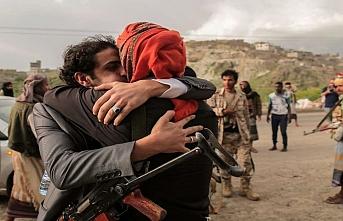 Bir umut ışığı..Yemen'de hükümet ile Husiler arasındaki esir takası devam ediyor