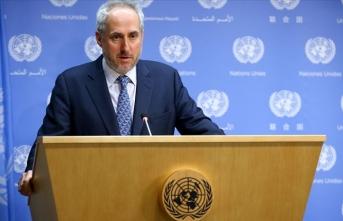 BM, Kıbrıs'ta siyasi süreci yeniden canlandırmak istiyor