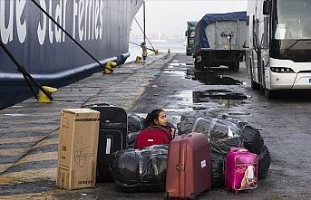 BMGK üyelerinin, göçmen kaçakçılığı yapılan gemileri denetleme yetkisi 1 yıl daha uzatıldı