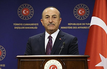 Bakan Çavuşoğlu Azerbaycan'a gitti