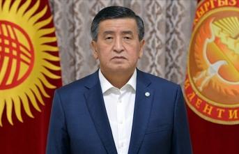 Ceenbekov parlamento seçimlerinin ardından istifa edecek