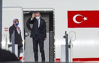 Cumhurbaşkanı Erdoğan Katar'da yayımlanan 'The Peninsula' gazetesine mülakat verdi