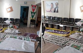 Doğubayazıt HDP İlçe Başkanı ve yardımcısı gözaltına alındı