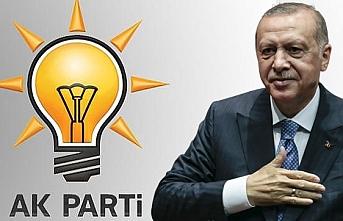 DSP ve CHP'li belediye başkanları AK Partiye geçiş yaptı