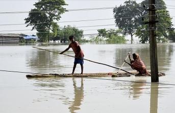 En fazla doğal afet Asya'da meydana geldi