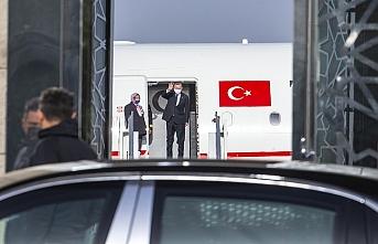 Erdoğan'dan Kuveyt ve Katar'a günübirlik ziyaret