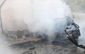 Esed'in müftüsü bombalı saldırıda öldürüldü