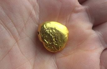 Gram altın 487 lira oldu