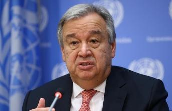 Guterres Libya'da kalıcı ateşkese destek istedi