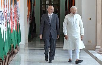 Hindistan liderinden Taliban ile barışa destek