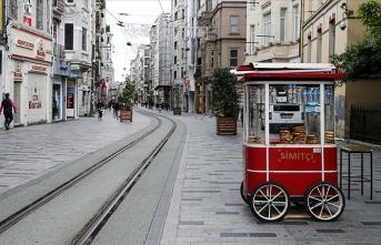 İBB, Taksim Meydanı ve İstiklal Caddesi'ndeki tezgahların işgaliye izinlerini iptal etti