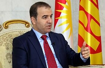 IKBY Meclisinden Fransa'nın Erbil Başkonsolosluğuna 'destek!' ziyareti
