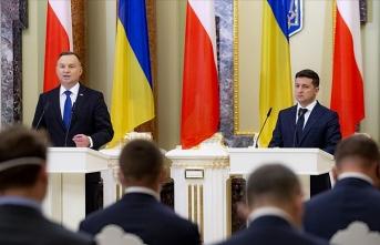 İki ülkeden Rusya'ya Kırım çağrısı