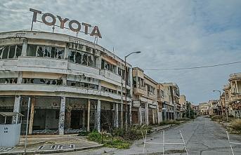 İmara açılıyor! Müteahhitlerin Kıbrıs'taki Kapalı Maraş heyecanı