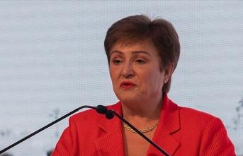 IMF Başkanı Georgieva: İklim değişikliği büyüme ve refaha yönelik derin bir tehdit