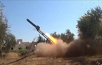 İran'dan Erbil'e topçu ateşi
