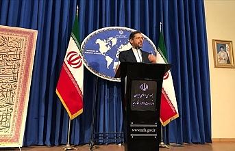 İran'dan Hz. Muhammed'e hakaret eden Fransa'ya tepki