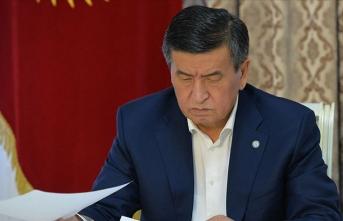 Kırgızistan Cumhurbaşkanı Ceenbekov, o ismin Başbakanlığını veto etti