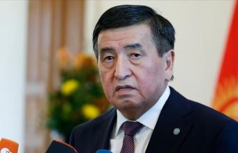 Kırgızistan'da Ceenbekov, durumu kontrol altına almaya başladı