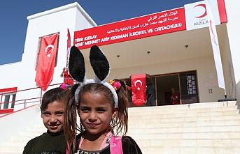 Kızılay şehidi Kıdıman'ın adı Cerablus'taki okulda yaşayacak