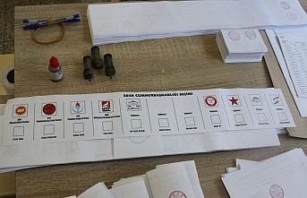 KKTC halkı Cumhurbaşkanını seçmek için sandık başında