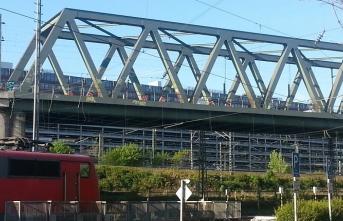 Köln-Deutzerfeld tren istasyonunda bomba paniği