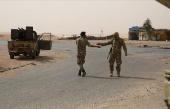 Libya'da Hafter kontrolündeki Sirte'de mahsur kalan 2 Türk işçi kurtarıldı