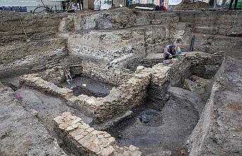 Macaristan'da, Osmanlı dönemine ait kalıntılar bulundu