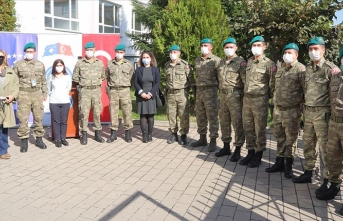 Mehmetçik'ten Kosova'da eğitime destek