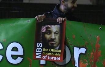 Muhammed Bin Selman İsrail'le normalleşmenin alt yapısını mı hazırlıyor?