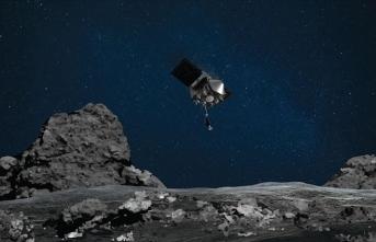 NASA'nın uzay aracı Bennu'dan numune alacak