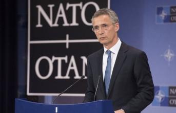 NATO Genel Sekreteri Stoltenberg Türkiye'ye gelecek