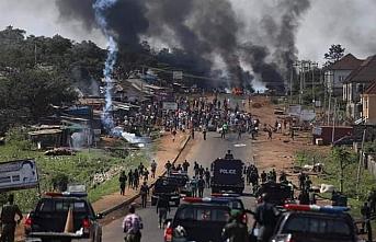 Nijerya'da polis protestolarında yeni aşama