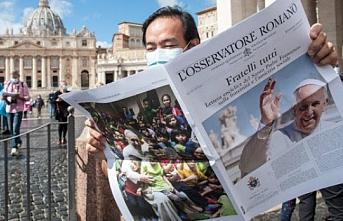 Papa'nın ansikali pandemide kılavuz olur mu? Papa'nın eseri, başka dinlere açılmaya hazır olduğunun göstergesi mi?