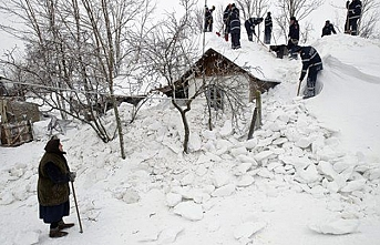 Romanya'ya kar düşecek bize soğuğu