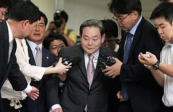 Samsung Yönetim Kurulu Başkanı Lee hayatını kaybetti