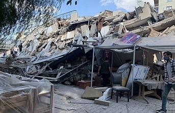 Seferihisar depreminin ardından Ege Denizi'nde 6 artçı sarsıntı oldu