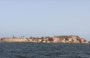 Senegal'de köle ticaretinin merkezi ada yeniden ziyarete açıldı