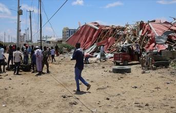 Somali'de Eş-Şebab yine saldırdı