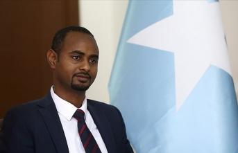 Somali'nin yeni Adalet Bakanı Ankara Siyasal mezunu