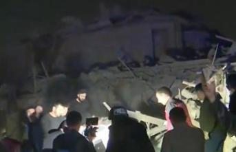 Ermenistan yine sivil yerleşim yerlerine füze saldırısı düzenledi