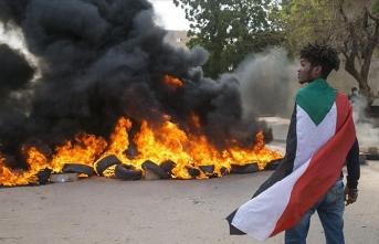 Sudan'da protestolar devam ediyor