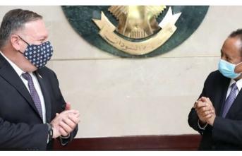 Sudan'dan açıklama! ABD ile yapılan anlaşmanın  İsrail ile normalleşmeyle bağlantısı yok