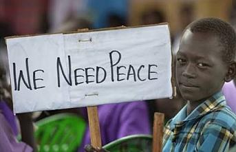 Sudan'da nihai barış anlaşması imzalanması memnuniyetle karşılandı