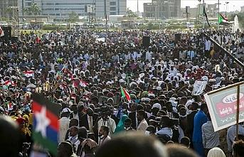Sudan'da nihai barış anlaşması kutlandı-Hartum