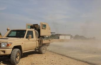 Suriye'nin kuzeyindeki Bab'da terör örgütü YPG/PKK'nın sızma girişimi engellendi