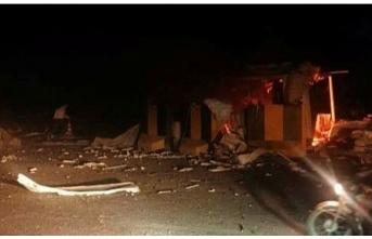 Suriye'nin kuzeyindeki Bab ilçesinde patlama: 2 ölü