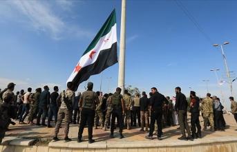 Tel Abyad YPG/PKK'dan kurtulalı 1 sene oldu