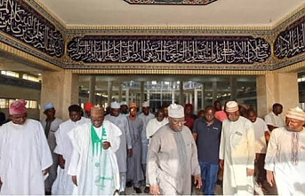 Teröristler Nasarawa Camii'ni işgal etti, 17 Müslümanı namaz esnasında kaçırdı